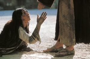DELANTE DE JESUS