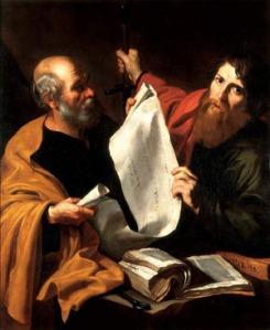 Pablo y Gamaliel