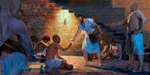 Dios estaba con José en la carcel