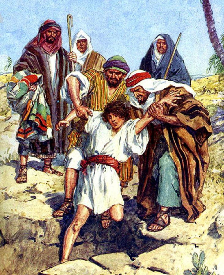 El pozo de la desesperaci n 1era parte semillas de fe for Lo espejo 0847 la cisterna