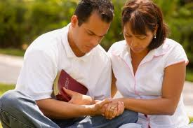 orando como esposos