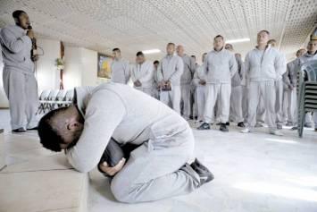predicando en prisión