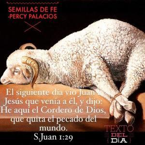 CORDERO DE DIOS