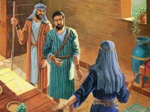 confesión de Rahab