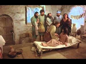 Jesus en medio nuestro