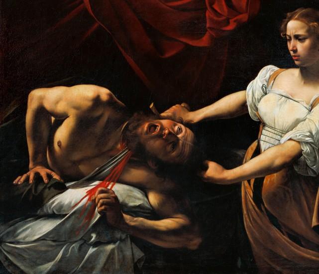Juan el Bautista-Caravaggio